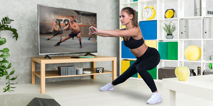 Openfit on Fire TV