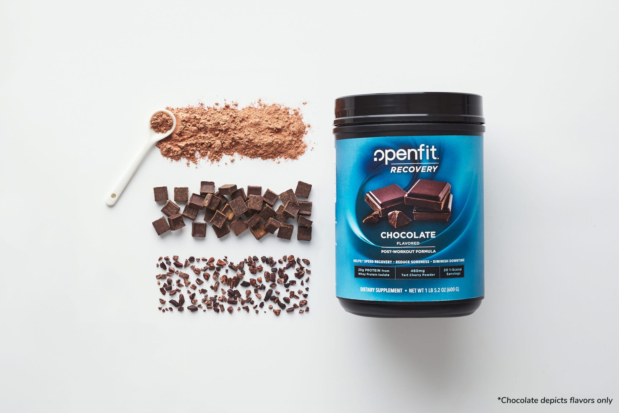 when to drink protein shake - recovery with ingredients