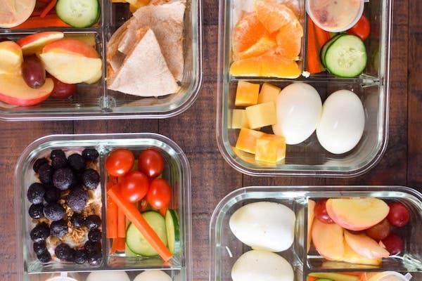 paleo meal prep- bistro protein box