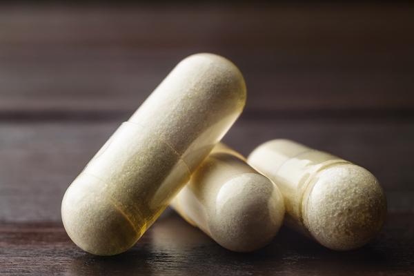 Glucosamine- capsules