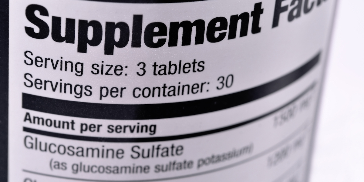 What Is Glucosamine and also Does It Aid With Sore Joints?