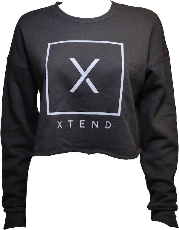 barre gift guide- xtend barre sweatshirt