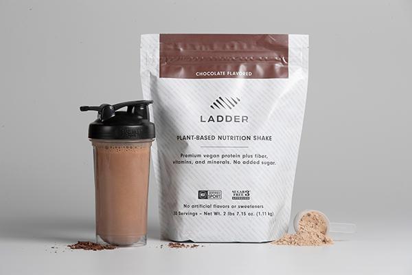 ladder plant based nutrition shake | casein protein