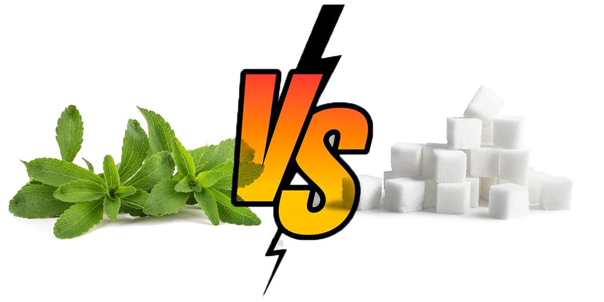 Stevia vs Sugar: Nourishment Details, Resemblances & Distinctions  - stevia vs sugar