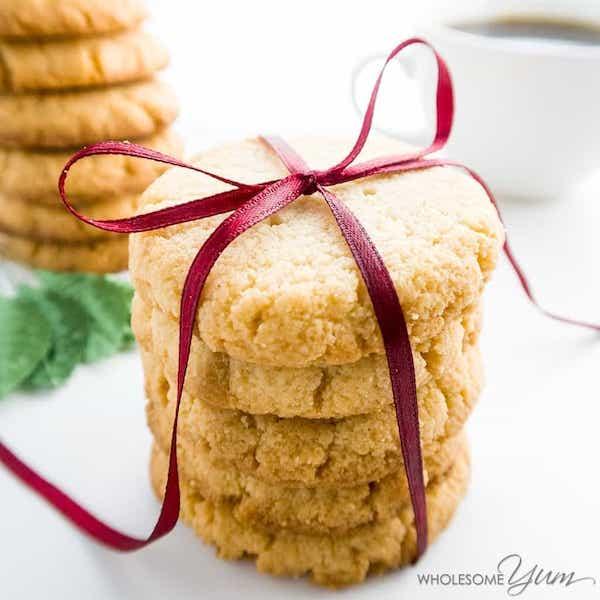 keto gifts- gluten free shortbread