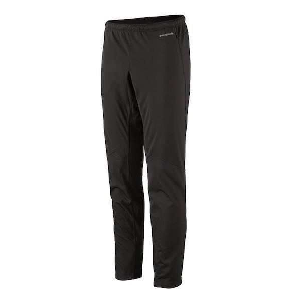 cold weather running gear- patagonia pants