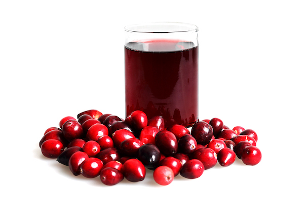 cranberry nutrition- cranberry juice