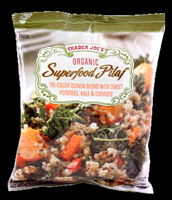 low carb foods- superfood pilaf