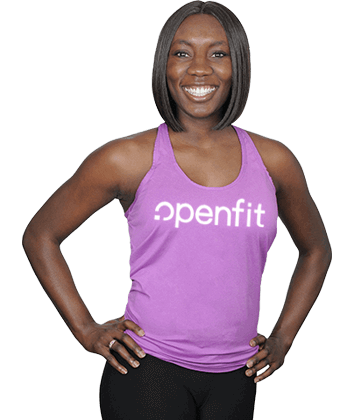 openfit trainers - courtney