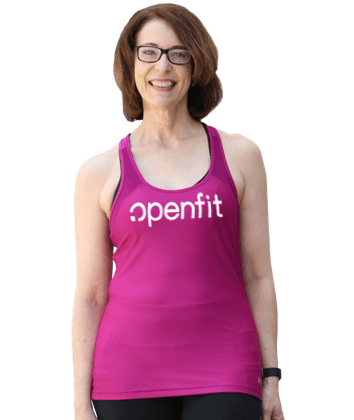 openfit live trainers - marybeth