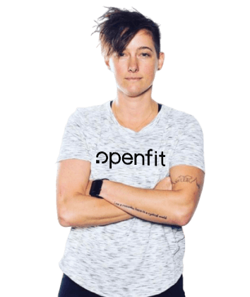 openfit live trainers - jo gomez