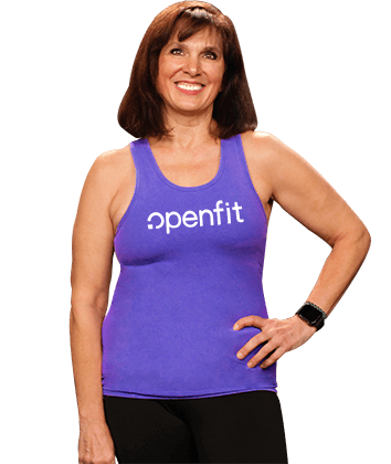 openfit trainers - sherry