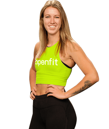 openfit trainer - emily