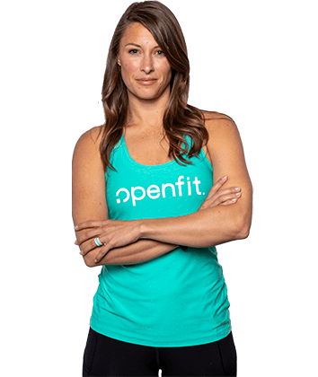 openfit trainer - sarah