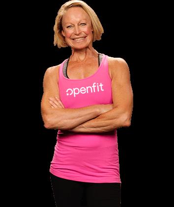 openfit trainer - rosie