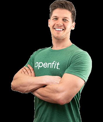 openfit trainer - alasdair