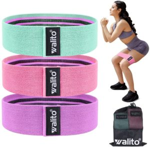 Walito Resistance Bands for Legs and Butt--best resistance bands