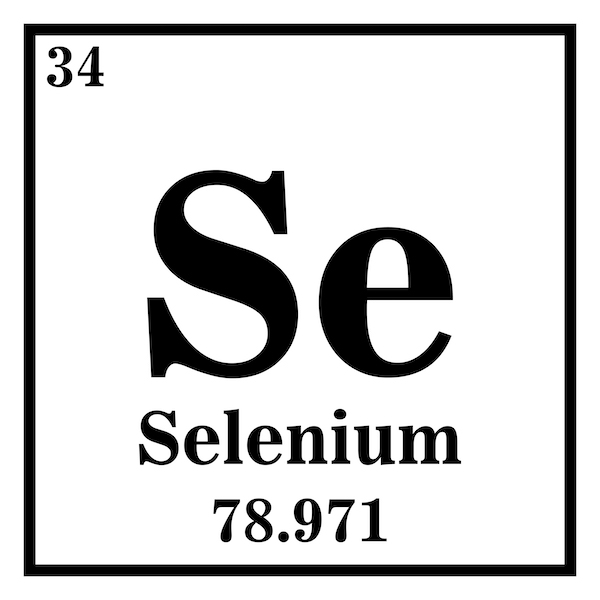 selenium- table