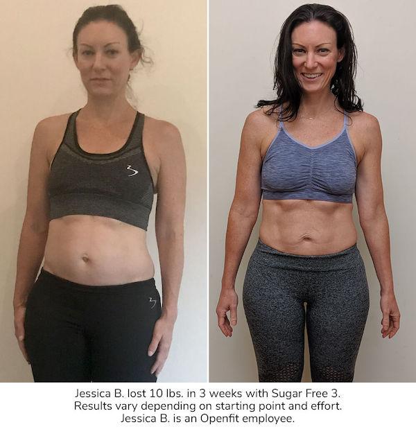 sf3 results- jessica b
