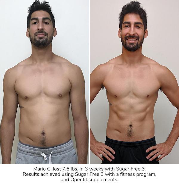 sf3 results- mario c