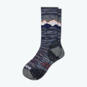 Women's Performance Hiking Calf Sock -- cold weather running gear