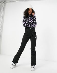 ASOS Tall Ski Pants with Stirrup -- cold weather running gear