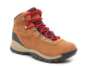 Newton Ridge Plus Hiking Boot -- cold weather running gear