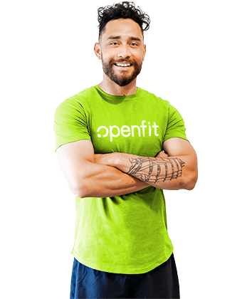 live trainer charlie mejia | openfit trainers