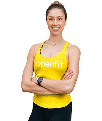 live trainer veronika cohen | openfit trainers