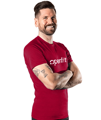 live trainer craig waters | openfit trainers