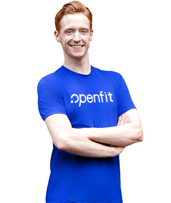 live trainer dan cooke | openfit trainers