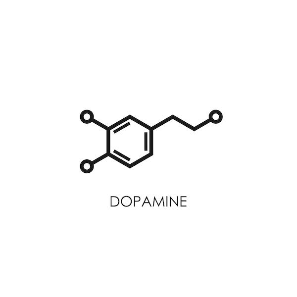 sugar withdrawal - dopamine