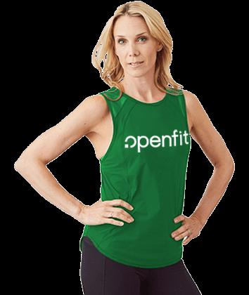 openfit live trainers - nicole headshot