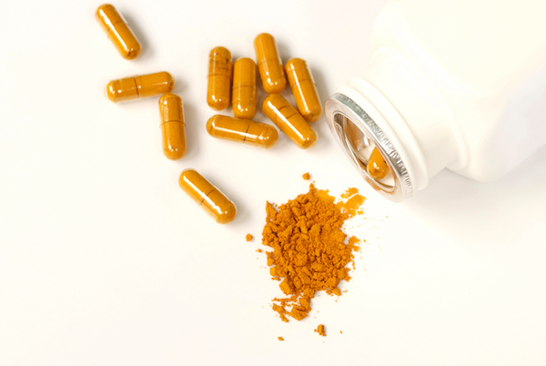 Curcumin- pills