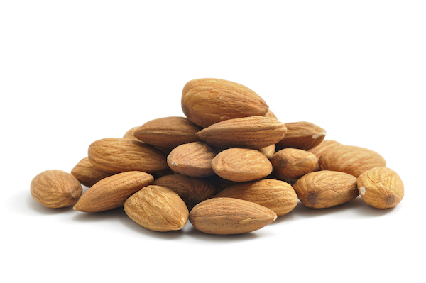 what to put in protein shake - almonds