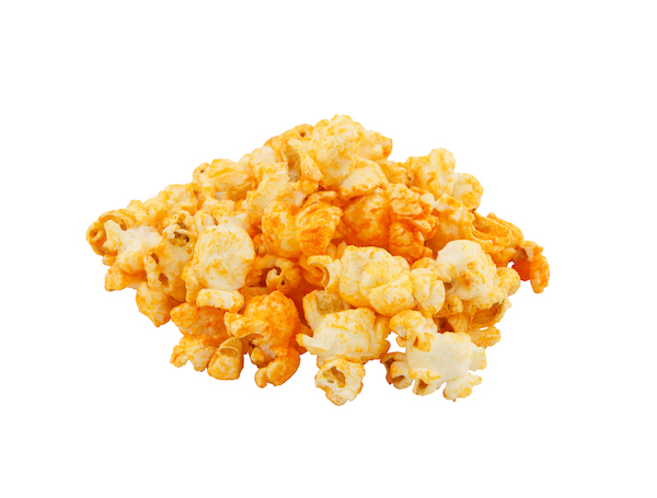 is popcorn healthy- cheese popcorn
