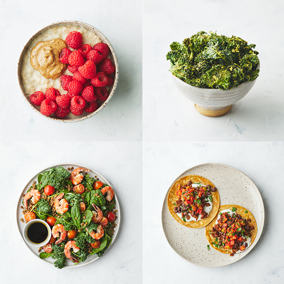 pescatarian meal prep- monday wednesday friday