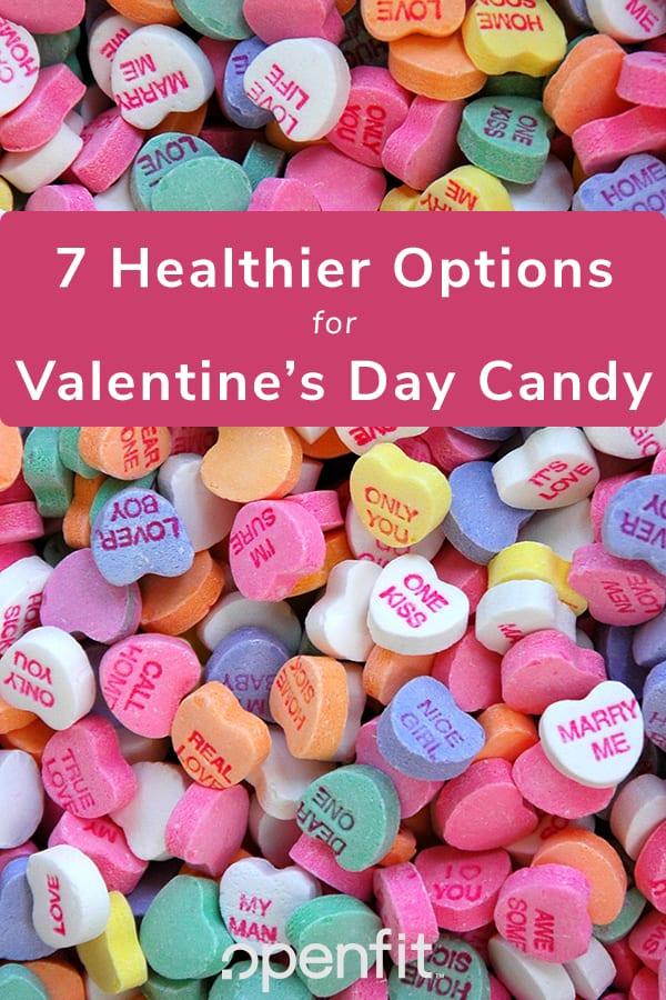 Healthier Valentine's Day Candy