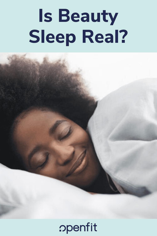 beauty sleep pin image