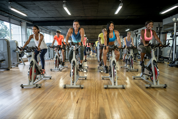workout for your zodiac- spin class