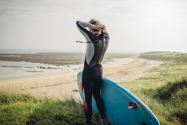 workout for your zodiac- surfing
