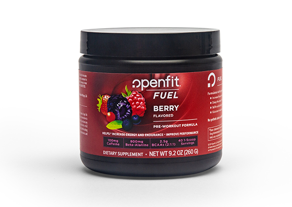 openfit fuel - new fuel