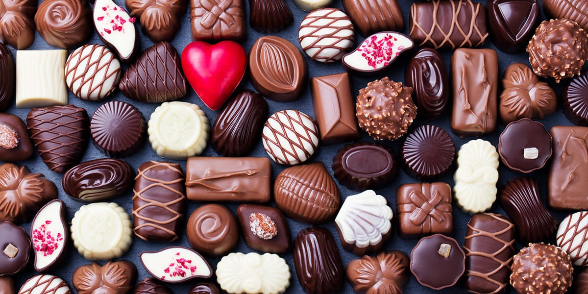 7 Interesting Facts About Valentine's Day Chocolates | Openfit