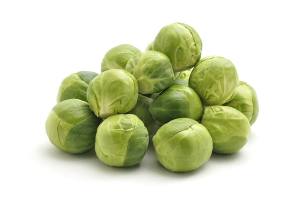 winter vegetables- brussel sprouts