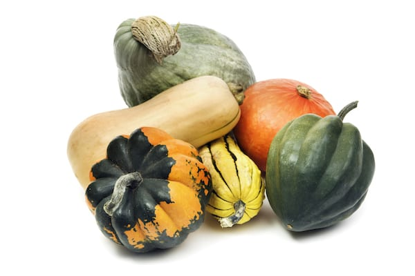 winter vegetables - winter squashes