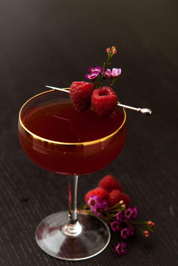 valentines cocktails- divine damiana