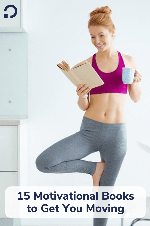 motivational books - pin image