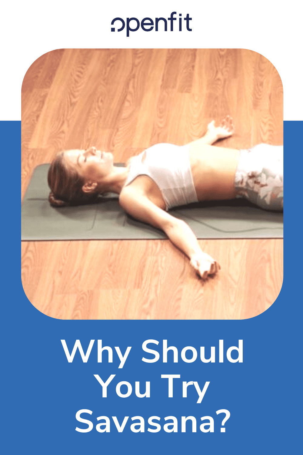 savasana - pin image
