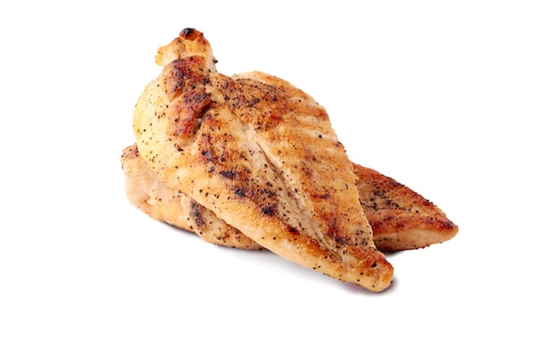 chicken breast calories- baked chicken breast