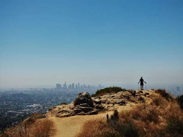 best hikes in california - griffith park hike